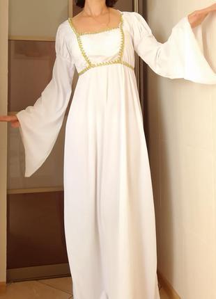 Карнавальное платье, средневековый костюм принцесса