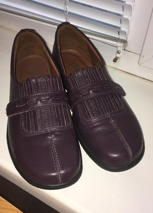 Hotter  туфли р.39