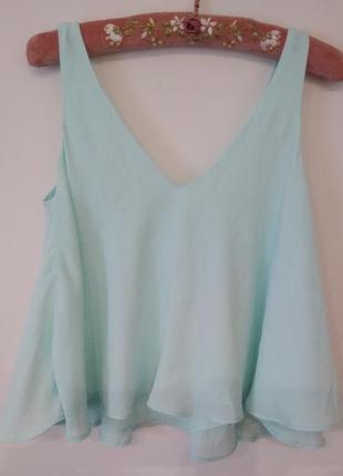 Очень стильная блуза от zara