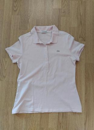 Идеальная футболка/ поло lacoste 😍🔥