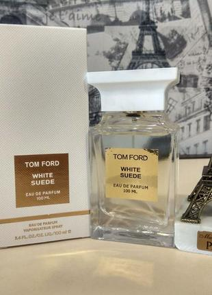 Парфюм tom ford white suede 100мл