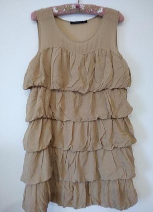 Крутое платье от zara