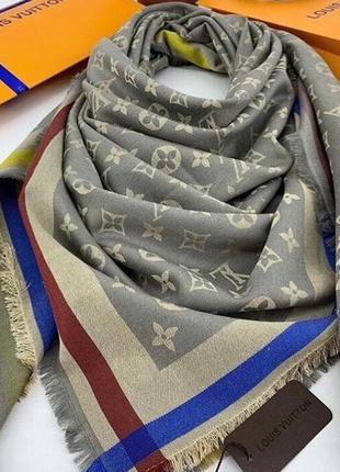 Новый платок в стиле louis vuitton