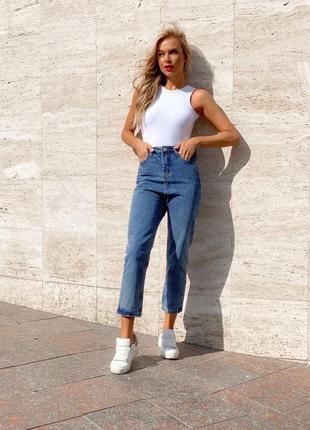 Мом джинсы на высокой посадке 🔥