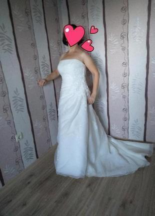 La sposa роскошное свадебное платье