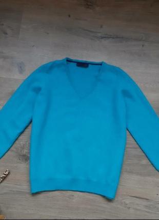 Кашемировый свитер. кофта. джемпер