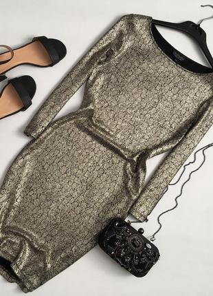 Изысканное платье по фигуре topshop