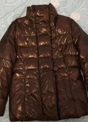 Пуховая куртка maddison