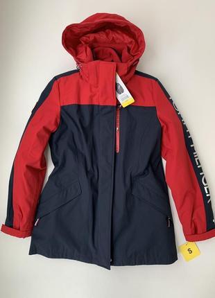 Куртка женская 3 в 1 tommy hilfiger томми хилфигер оригинал