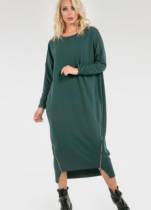 Стильное модное платье свободного кроя,оверсайз