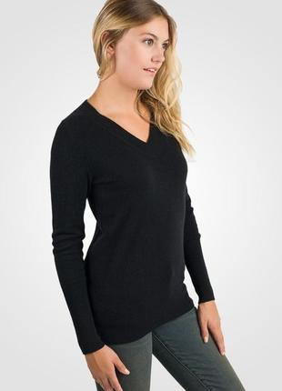 Шикарный тоненькие кашемировый свитер размер хс - с loft 100% кашемир