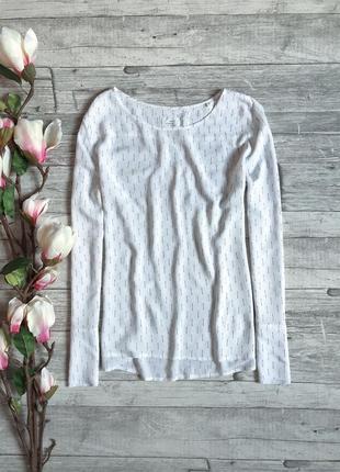 Нежная блуза из натуральной ткани opus