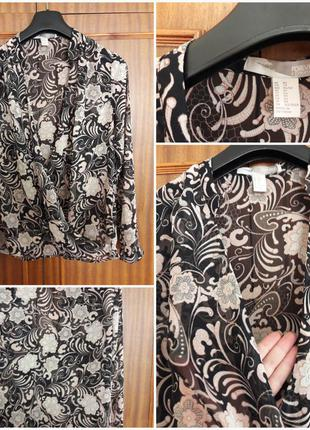 Шикарная блуза на запах forever 21