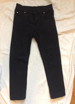 Крутые укороченные джинсы cheap monday