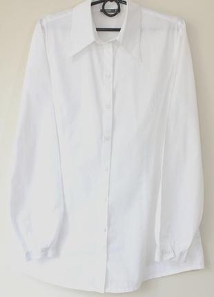 Удлиненная блузка-рубашка mexx