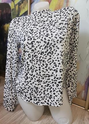 Милая блуза рубашка в леопардовый принт от atmosphere