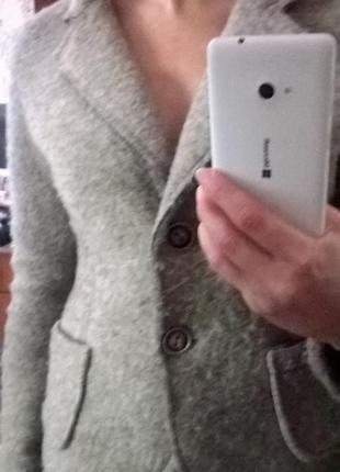 Итальянский пиджак осенний