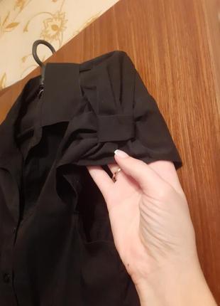 Блузка женская с короткими рукавами