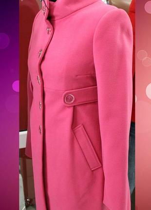 Новое кашемировое пальто италия