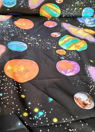 Простыни из бязи - космос, все размеры, разные расцветки, быстрая отправка