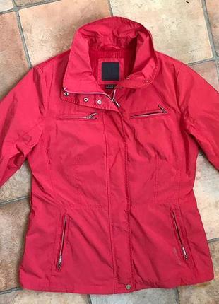 Куртка ветровка дощовик geox respira