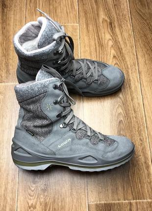 Ботинки lowa calceta gtx  40 размер