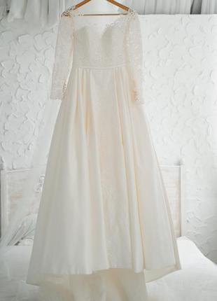 Свадебное платья nora naviano 2019 (italy)