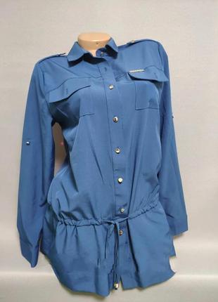 Женская рубашка 50-52