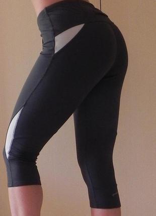 Спортивные бриджи капри штаны лосины tcm tchibo