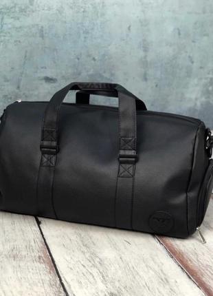 Новая невероятно крутая сумка pu кожа высококачественная / спортивная / дорожная