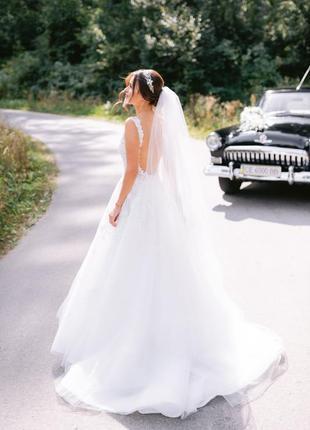 Свадебное платье stella shakhovskaya