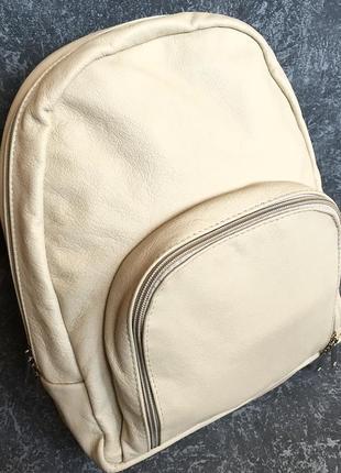 Кожаный рюкзак, рюкзак из натуральной кожи