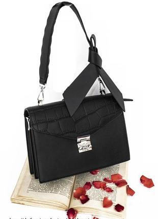 ❤️новая красива сумка клатч кроссбоди через плечо / трендовая и стильный клатч