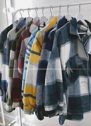Рубашка-пальто 🍂 незаменимая вещь в вашем гардеробе🍁