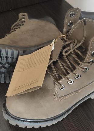 Ботинки под тимберлейк