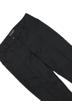 Шерстяные брюки dolce gabbana