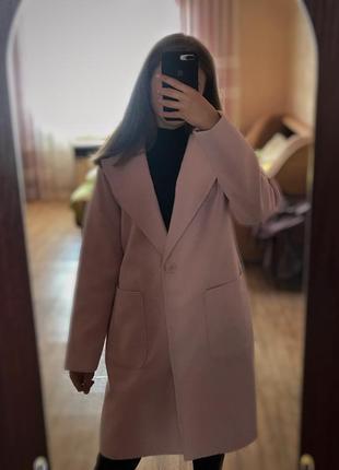 Стильне осіннє пальто весняне пальто пальто на осень осеннее пальто