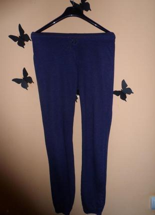 Спортивні штани на резинці h&m