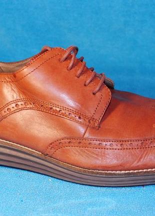 Туфли кожа cole haan 48 размер