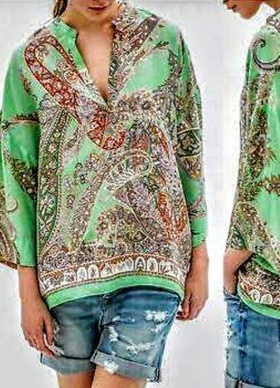 Zara блузка, футболка, туніка, кофта