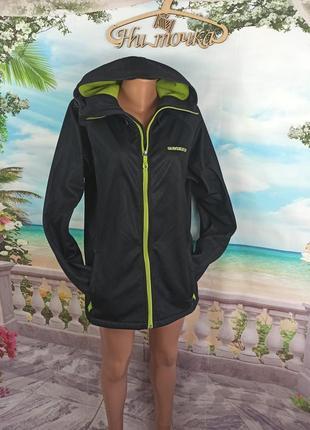 Куртка спортивная ветронепродуваемая 48-52р