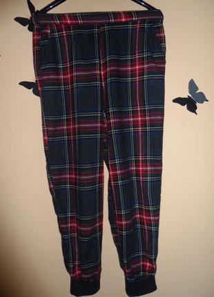 Піжамні домашні штанішки з карманами oysho