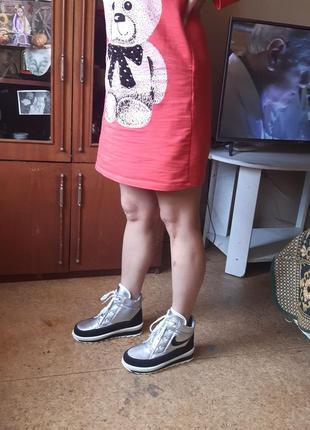 Ботиночки под крассовки4 фото