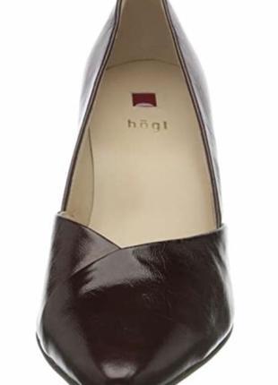 Туфли   hogl .