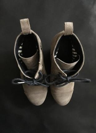 Ботинки diesel + подарок