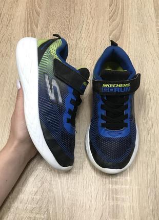 Skechers 33 р кроссовки кросы кросівки мокасины