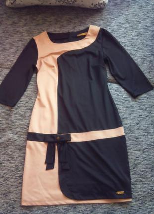 Красивое платье турция defile lux размер 42