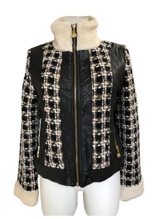 Теплая куртка, короткое пальто yumi (927)