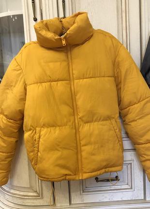 Зимняя курточка terranova