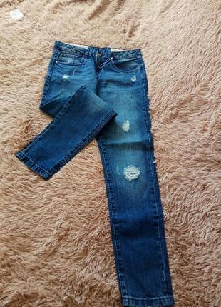 🍁🌸классные джинсы 34 (s) 36 (m)размере🌸🍁